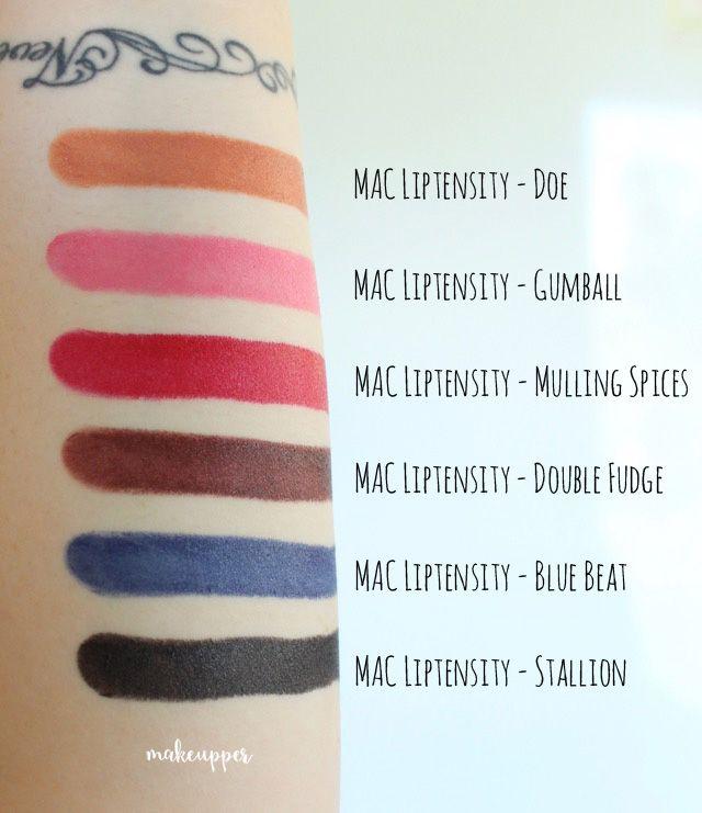 Liptensity Lip Pencil by MAC #10