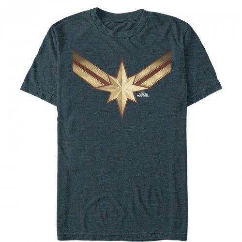 Captain Marvel Shirt Costume