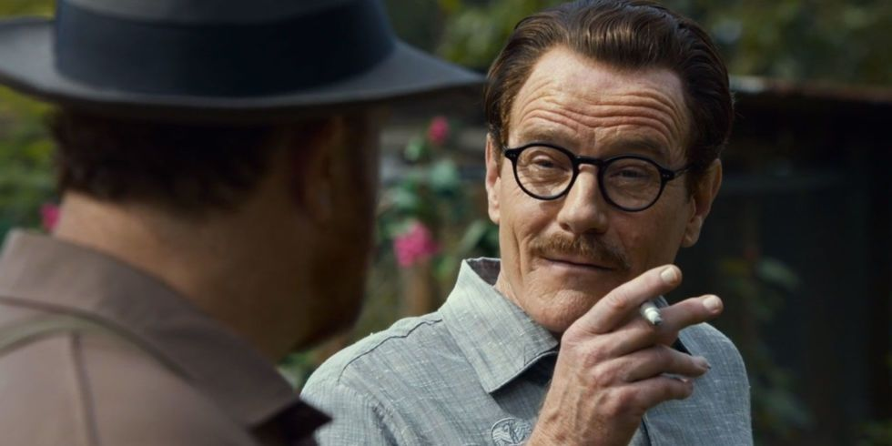 Bryan cranston is a hero for free speech in trumbo