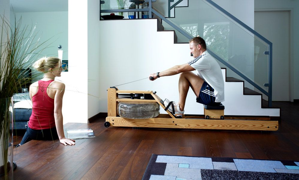 Best father 39 s day gift for fathers and everyone else www - Waterrower house of cards ...