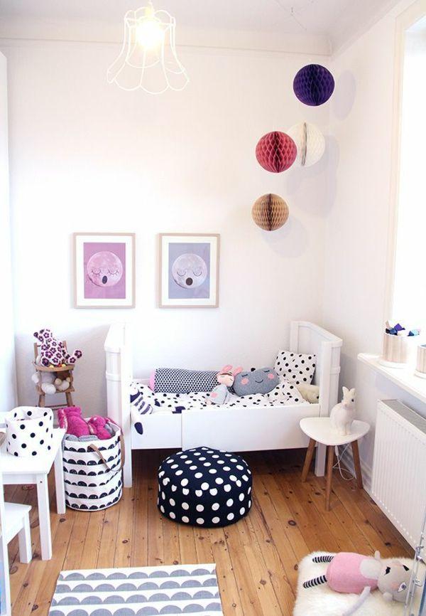 Mädchen Kinderzimmer 33 zeitgenössische zauberhafte