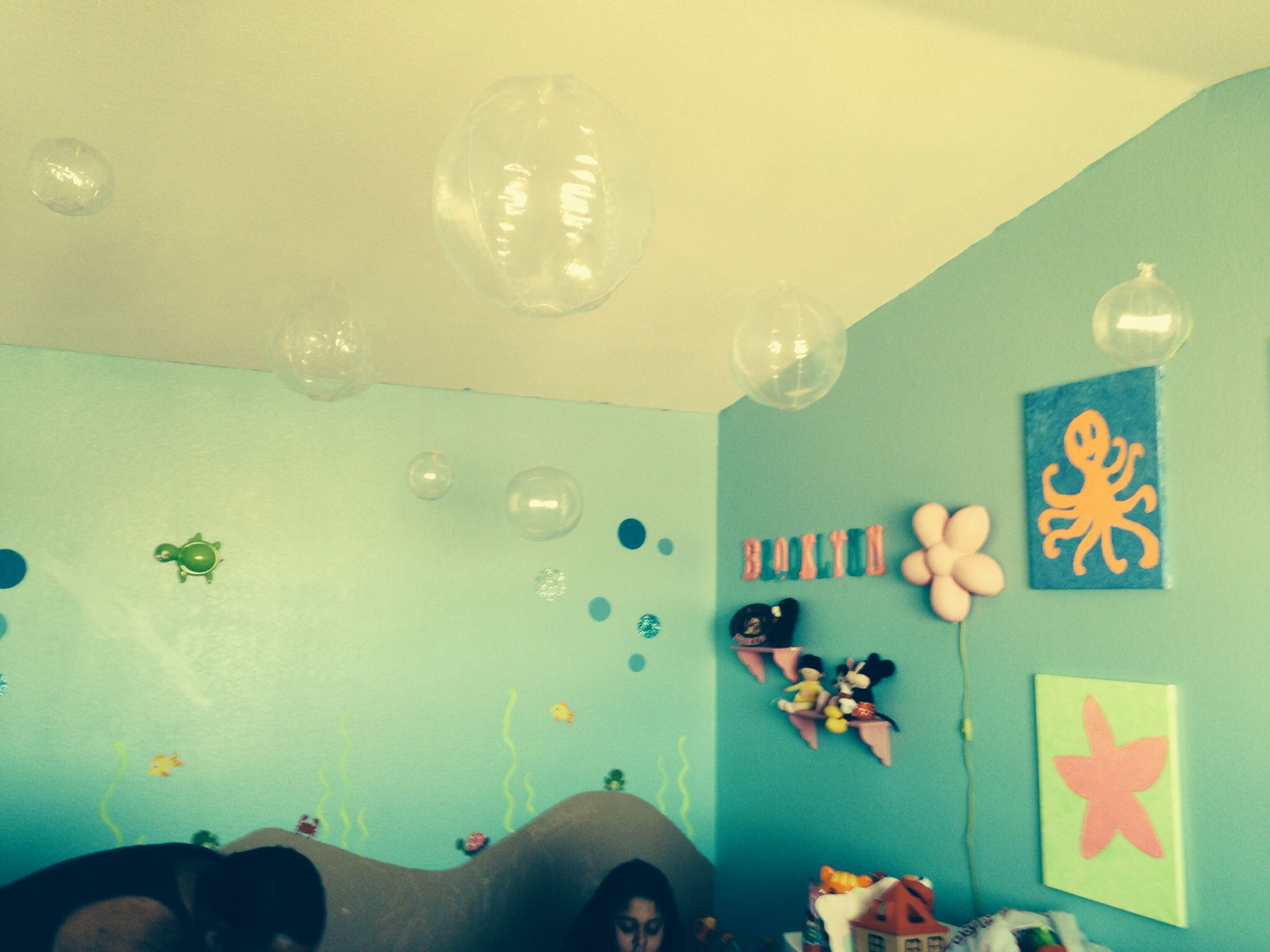 Under the sea kids room decor | Kids playroom ideas | Pinterest ...
