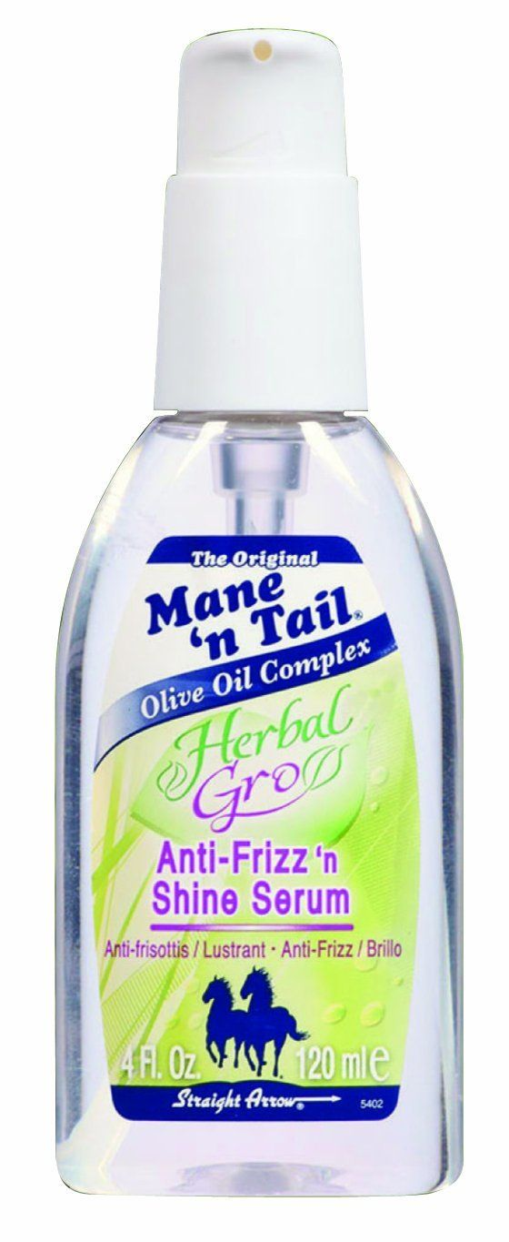 Mane N Tail Herbal Gro Anti-Frizz 'N' Shine Serum 4oz (6 Pack) ** Continue to the product at the image link.
