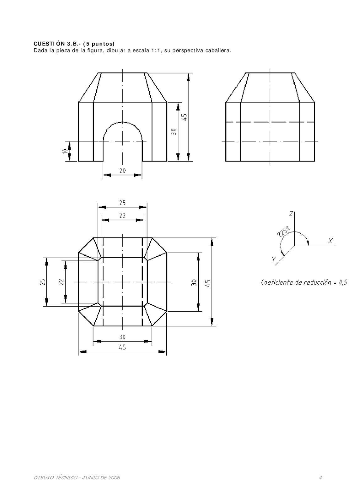 Examenes De Evaluacion Bachillerato Dibujo Tecnico Para El Acceso A La Universidad Ebau 2018 Convocatorias Junio Septiembr Examen Bachillerato Evaluacion
