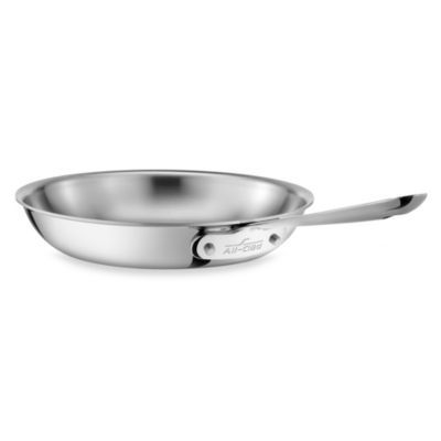 Buy All-Clad Stainless Steel 12-Inch Fry Pan from Bed Bath & Beyond