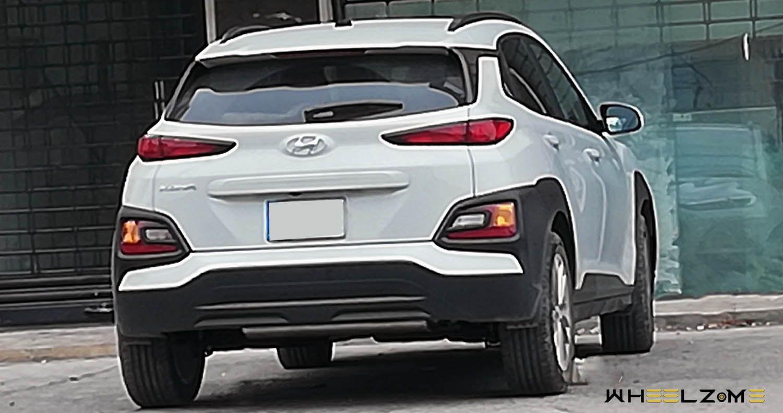 هيونداي كونا الكروس اوفر المدمجة والجريئة في كل شيء موقع ويلز Hyundai Kona Car