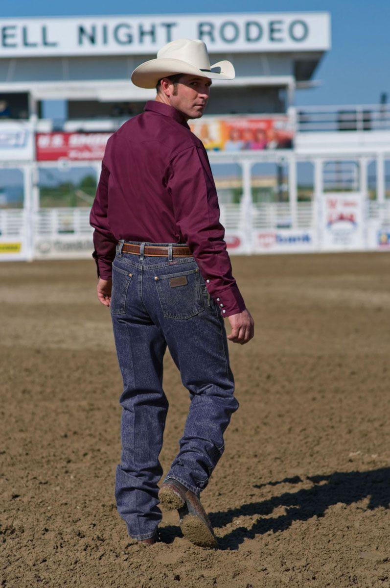 8368cf1b589 13MWZ Cowboy Cut Original Fit Mens Jeans Blue - Item # 10032 | Men's ...
