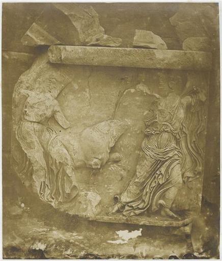 Le Acropole Bas Relief Dans Temple La De Victoire Athènes Aptère TwIxSq5w