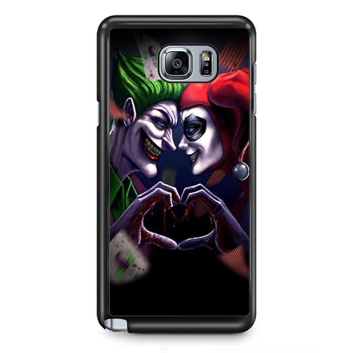 Fall Out Boy Iphone 6 Plus Wallpaper Harley Quinn And Joker Samsung Phonecase For Samsung