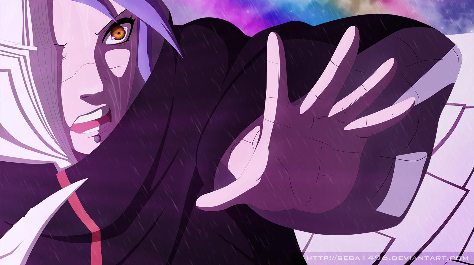 Konan Tenshi Konan Naruto Pictures Anime Wallpaper
