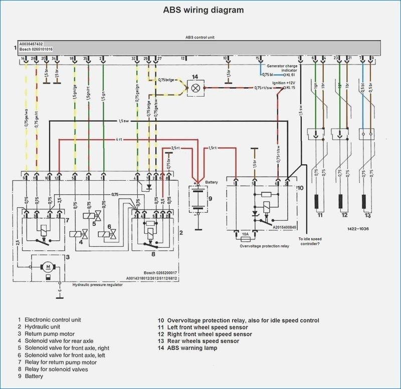 W124 Engine Wiring Diagram
