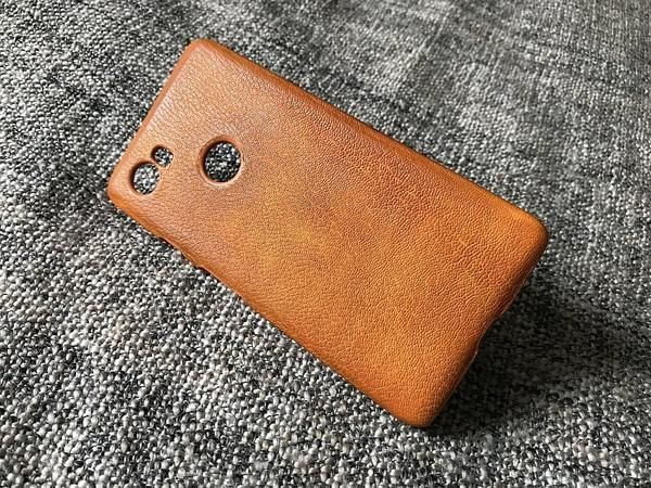 low cost 67024 443aa Google Pixel, Google Pixel 2 XL Leather Case 'OldTan' | Cuir ...