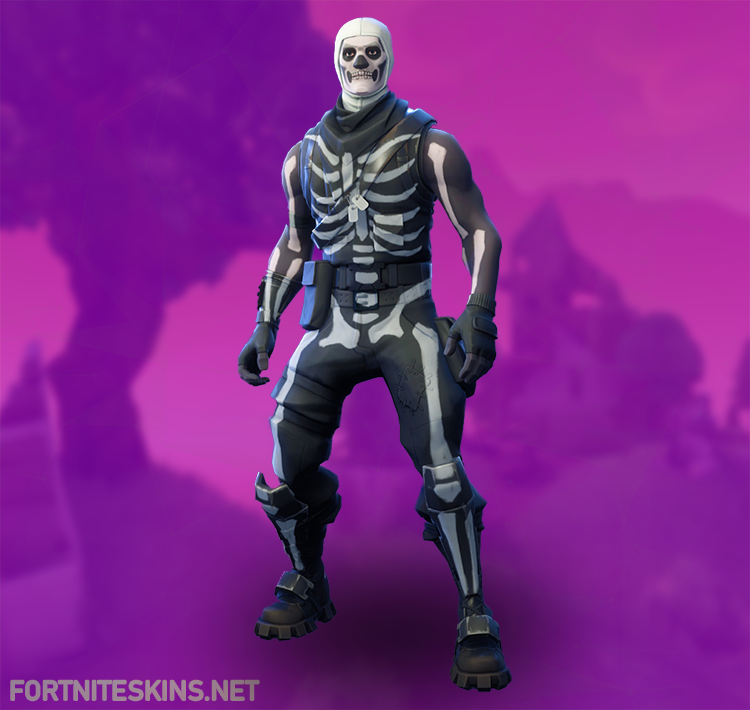 Skull Trooper With Images Epic Cosplay Fortnite Halloween