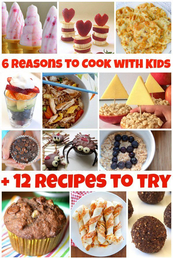 Simple Cooking For Kids 12 Delicious And Easy Recipes To Try