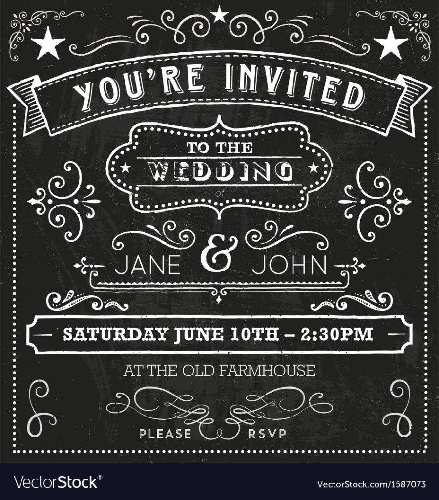 25 Marvelous Picture Of Chalkboard Wedding Invitations Chalkboard Wedding Invitations Chalkboard Wedding Wedding Invitation Background