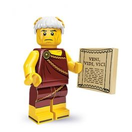LEGO-Minifigures Série X 1 New Gold SPEAR pour minifigures série pièces neuves
