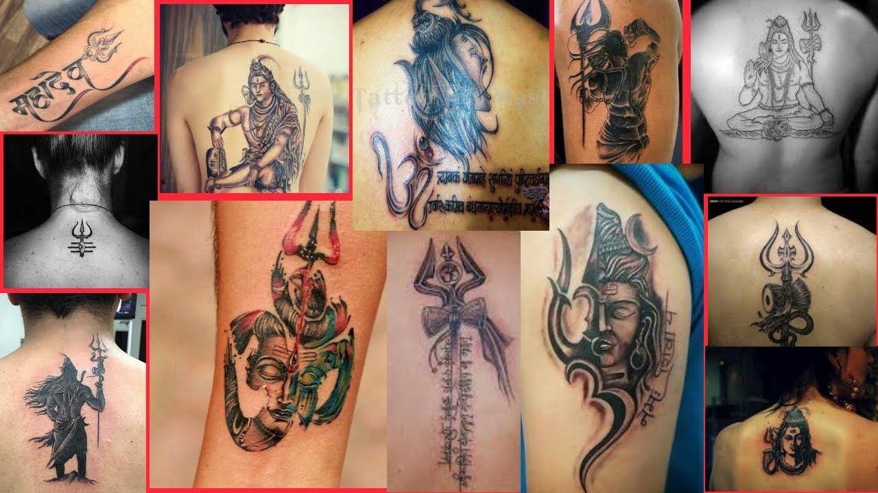 Lord Shiva Trishul Tattoo Mahadev Tattoo Designs Ideas For Men And Wom Mahadev Tattoo Shiva Tattoo Shiva Tattoo Design