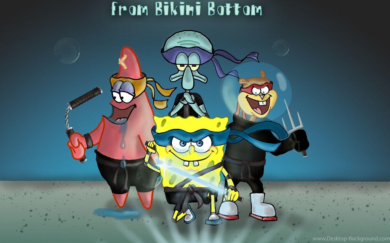 Spongebob Squarepants Wallpaper Full Hd