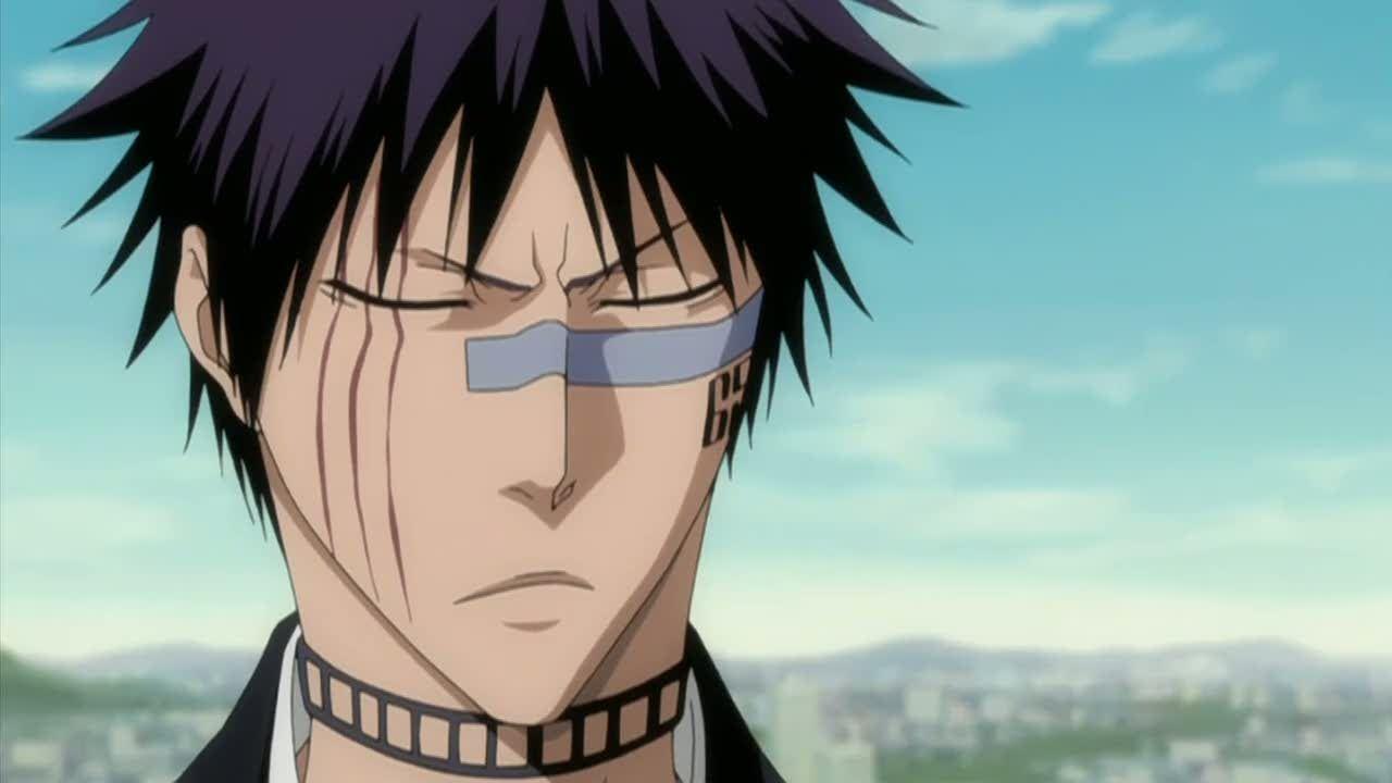 Bleach hisagi shuuhei bleach art gangsta anime anime