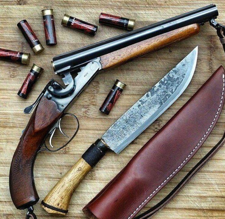 фото охот ружей ножей и аксессуары атласной юбкой, атласные