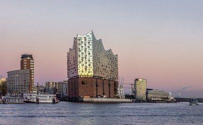 Elbphilharmonie Hamburg Sera El Nuevo Escenario De La Politica Mundial Ciudad Portuaria Hamburgo Alemania Escenario