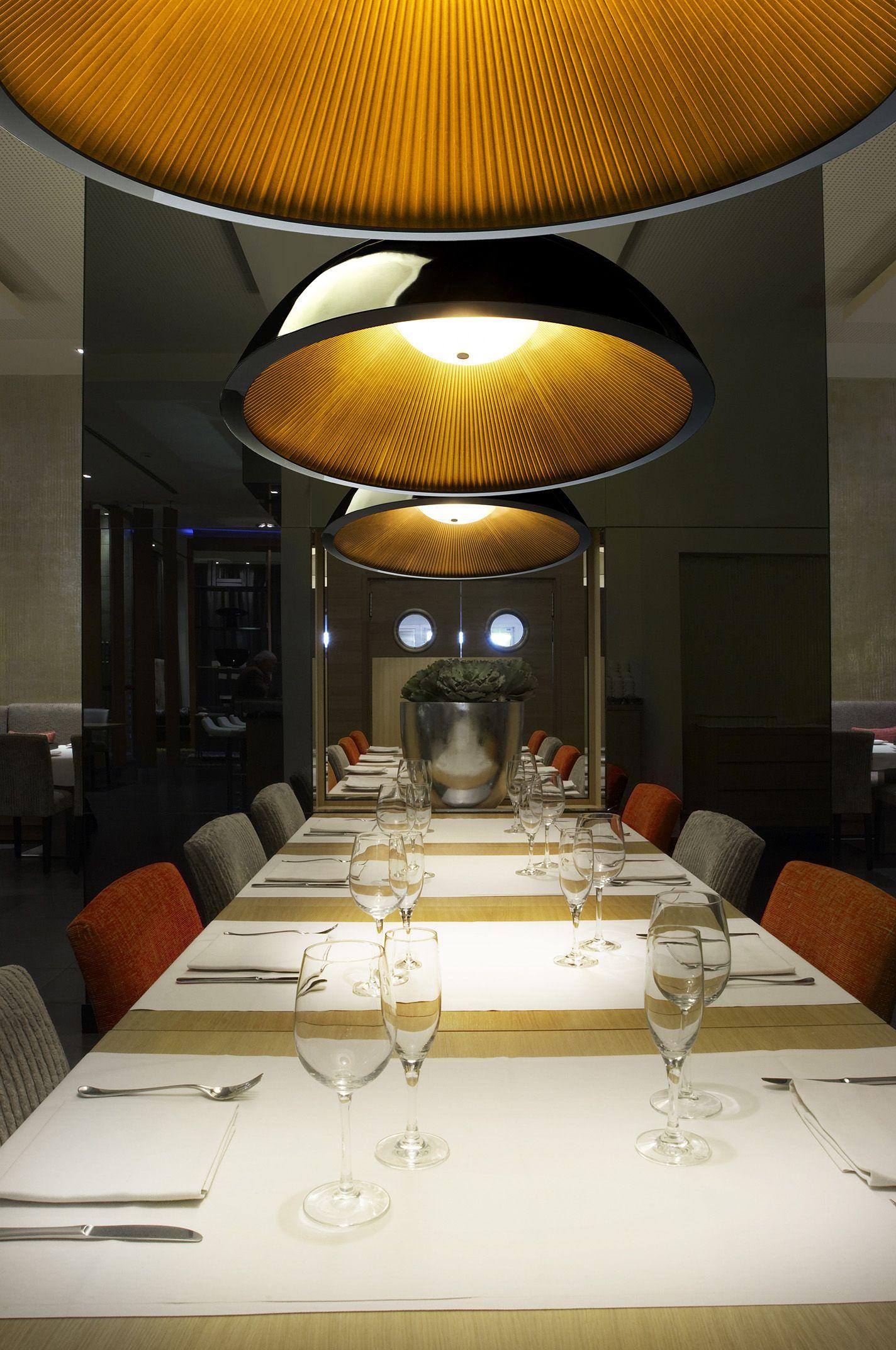 UMBRELLA, Hospitality Lighting catalogue.