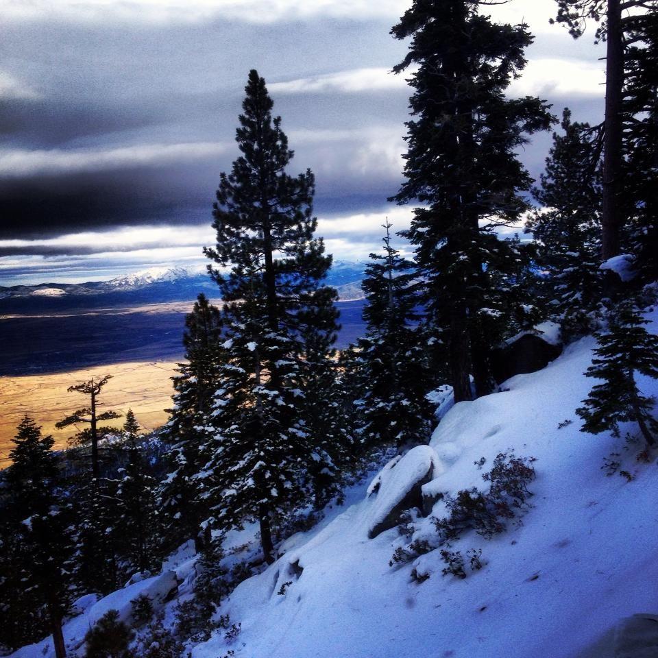 Lake Tahoe Vacation Rentals On The Water: Lake Tahoe Winter Wanderlust Vibe