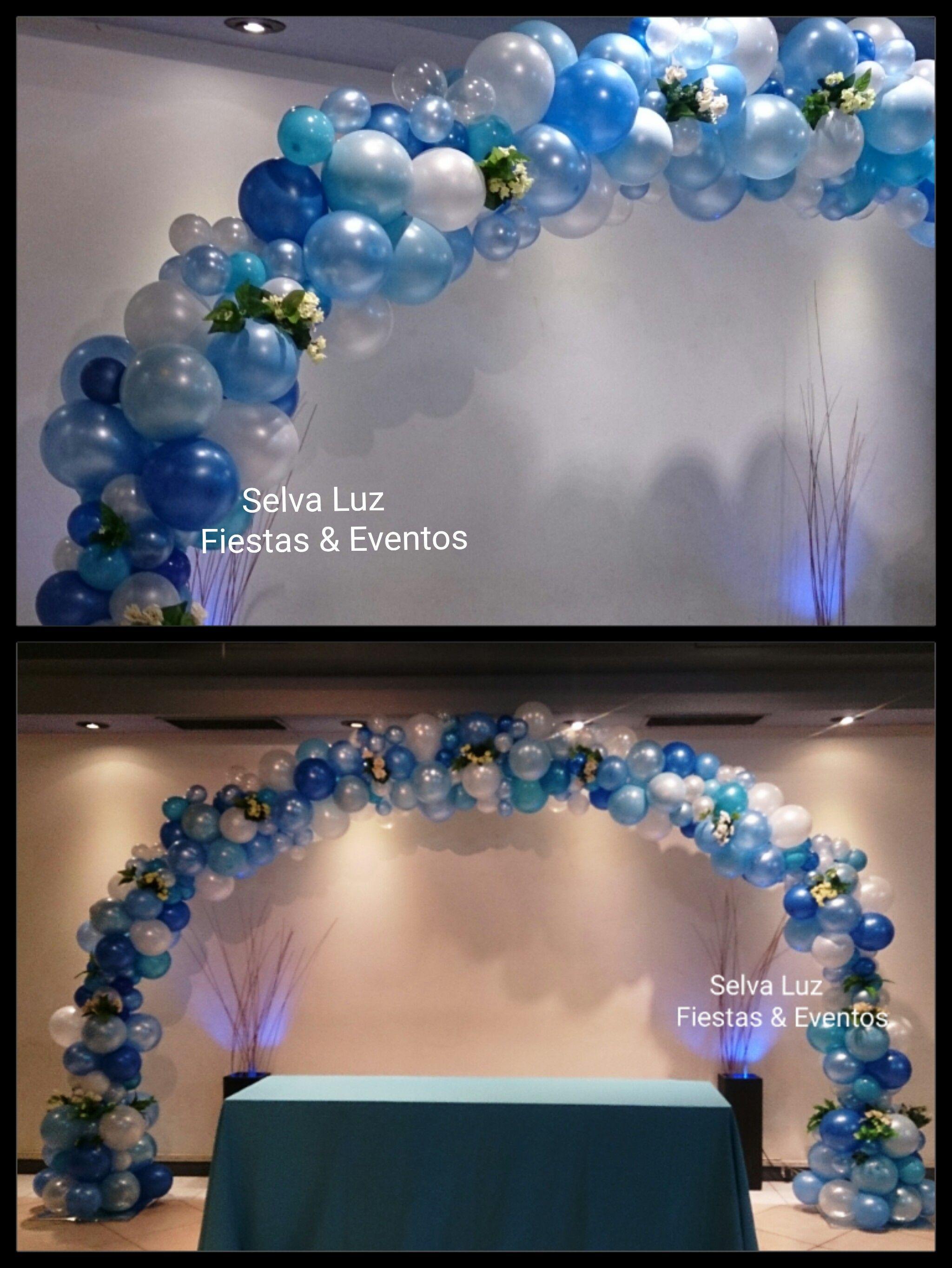 Selva Luz decoración con globos. (selvaluzglobos) on Pinterest