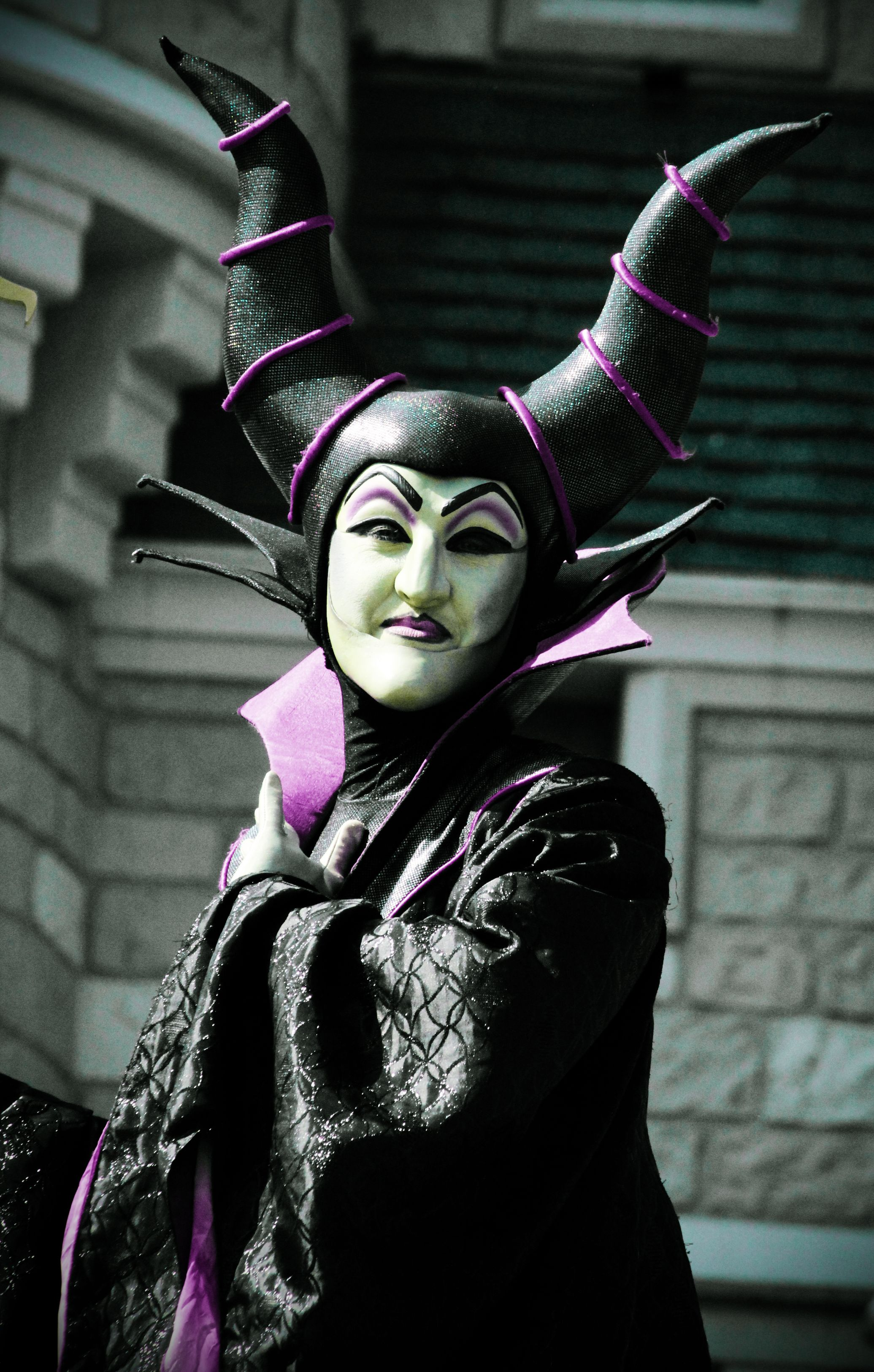 WDW – Maleficent | For the mom | Disney costumes, Maleficent