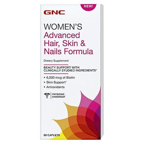 Women\'s Advanced Hair, Skin & Nails Formula | Shopping List | Hair ...