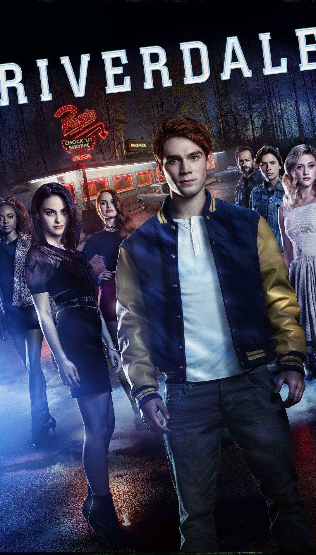 """Wie geht es in Staffel 3 von """"Riverdale"""" weiter? #netflixmovies"""