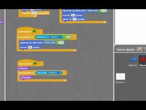 Tutorial de Scratch - YouTube