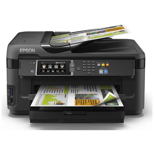 Codigo :C11Cc98302 Epson WorkForce WF-7610DWF - Impresora