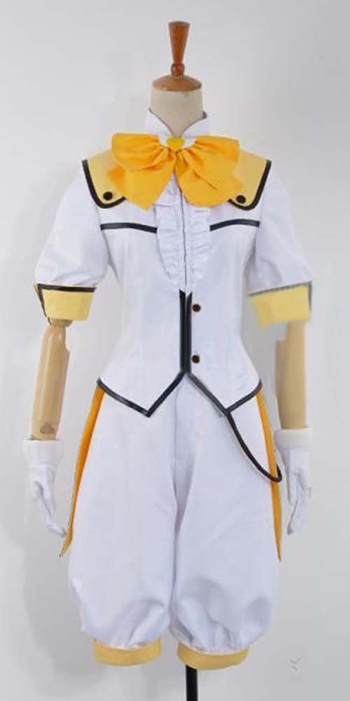 Camplayco Cute High Earth Defense Club Love! Naruko Io Cosplay Costume *** Check this awesome product by going to the link at the image.