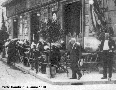 Gambrinus 1920