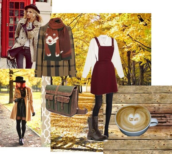 """How to wear military boot in fall"" by scandicelt on Polyvore"