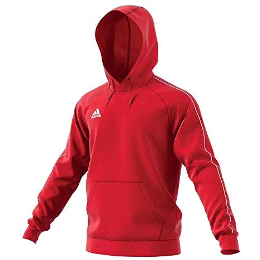 adidas Herren Core18 Hoody Sweatshirt #bekleidung