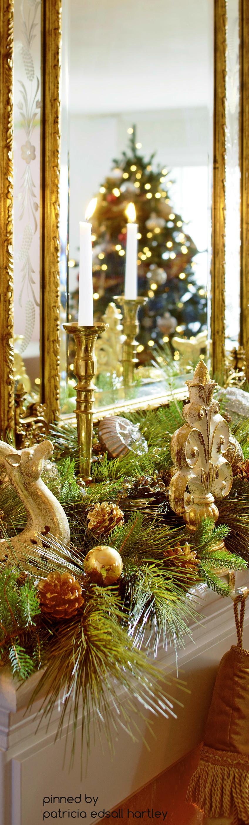 Christmas at miss millionairessus ruthinteriors pinterest