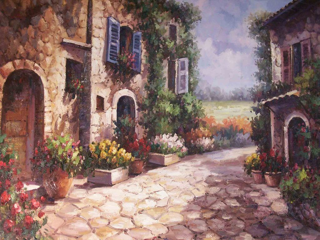 Image detail for free italian villas wallpaper download for Villas wallpaper