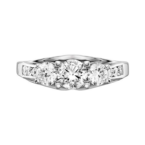 Fred Meyer Jewelers 1 12 ct tw Diamond Wedding Ring Wish List