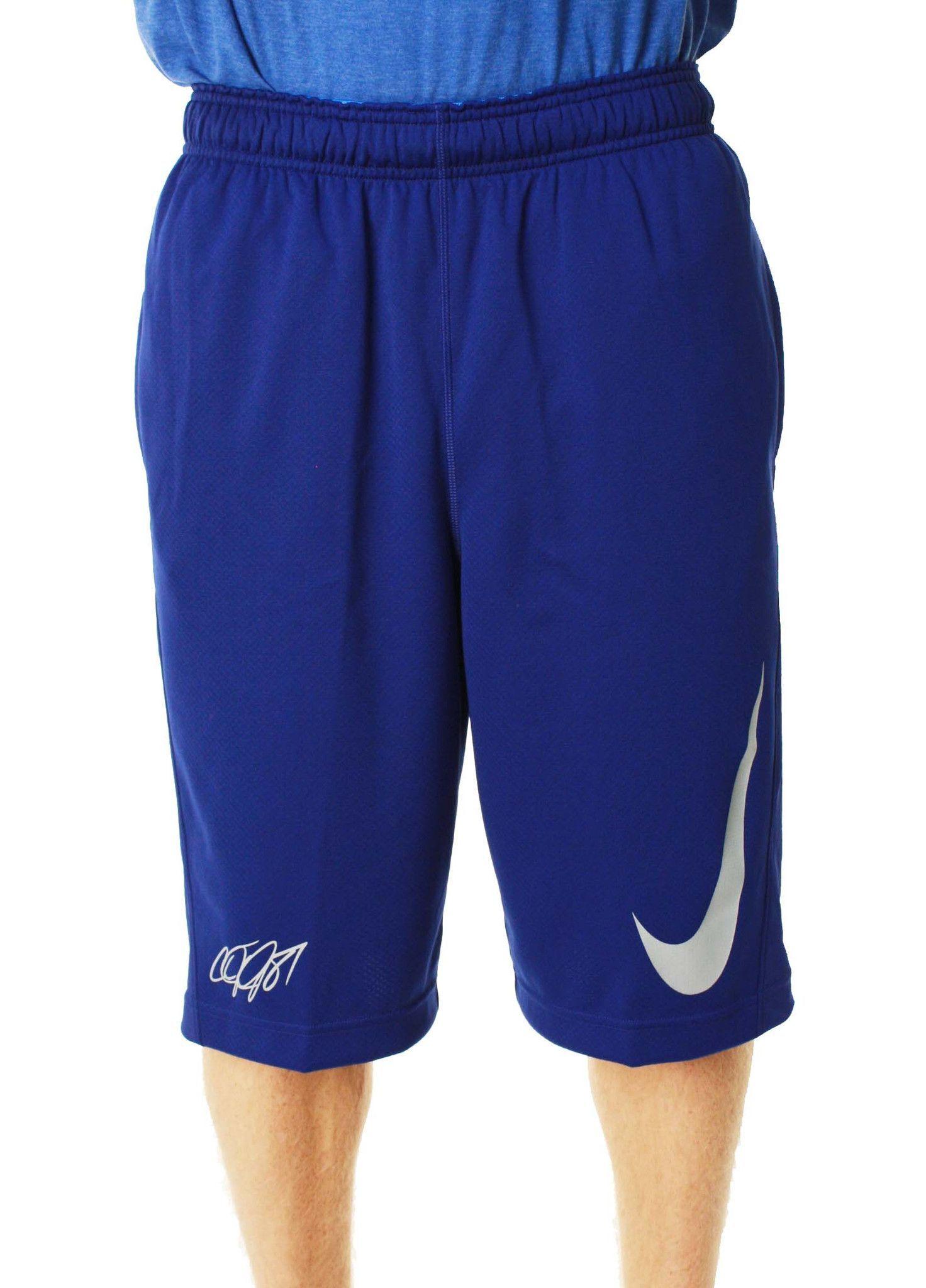 Nike Men's DriFit Fly Football Calvin Johnson Mesh Shorts