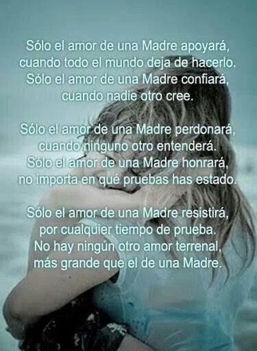 Solo El Amor De Una Madre Doula En Español Mother Daughter