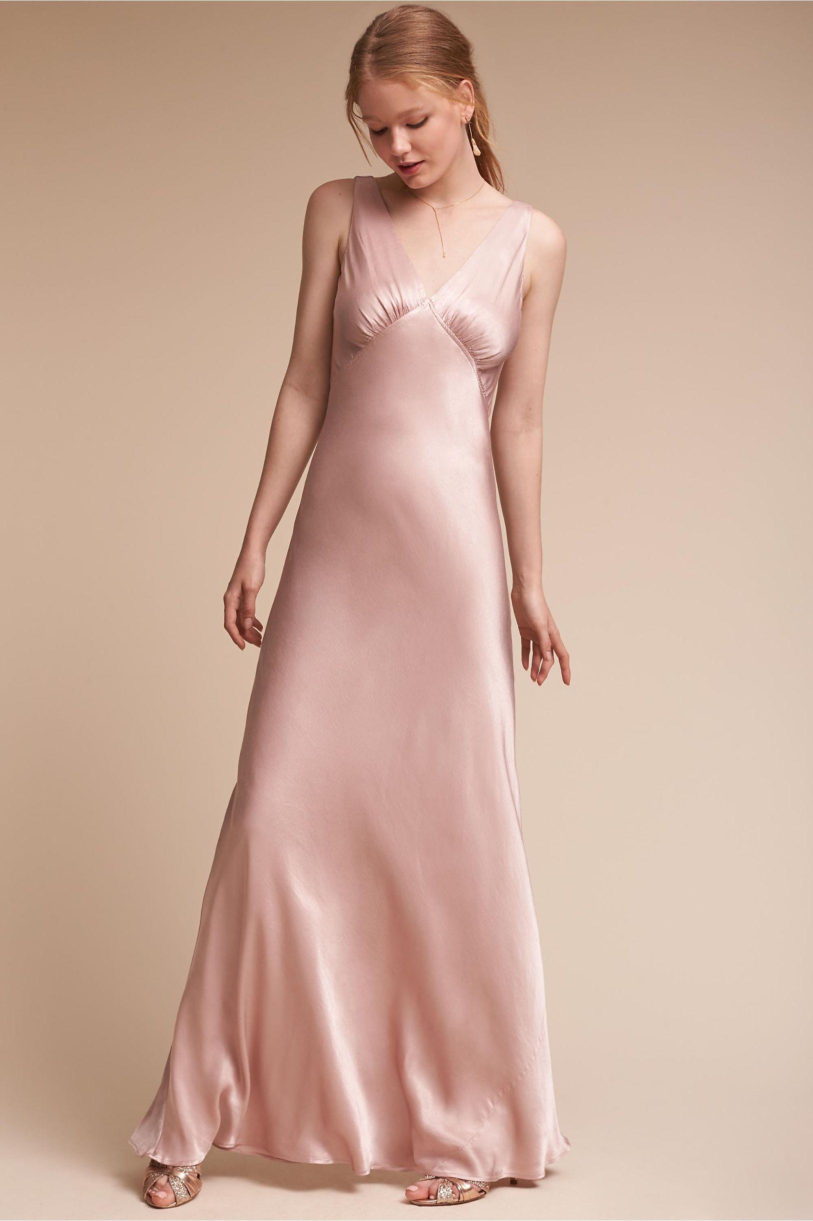 Excelente Dresse De La Dama De Honor Festooning - Colección de ...