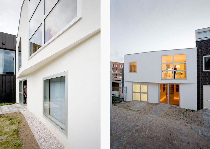 Huis nl iii gaaga exterieur droomhuizen modern pinterest