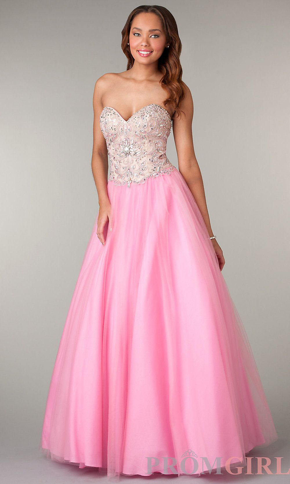 Prom Dresses, Celebrity Dresses, Sexy Evening Gowns - PromGirl ...