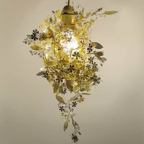 Hot sale tord boontjes garland light shade by habitat flower lamp hot sale tord boontjes garland light shade by habitat flower lamp pendant chandelier golden mozeypictures Image collections