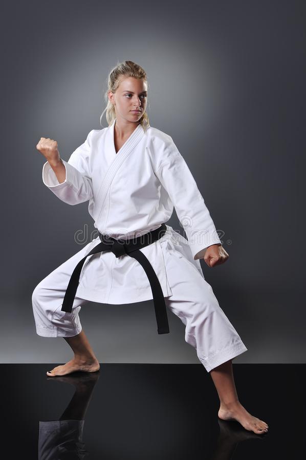 Pin on Women karate