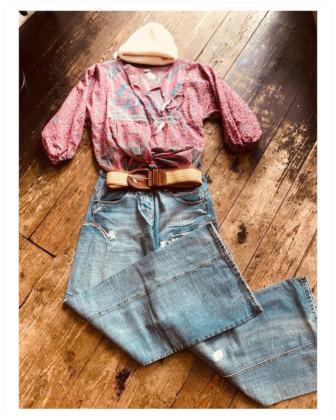 Pink Peacock Top Clothes Vintage Outfits Bohemian Clothes