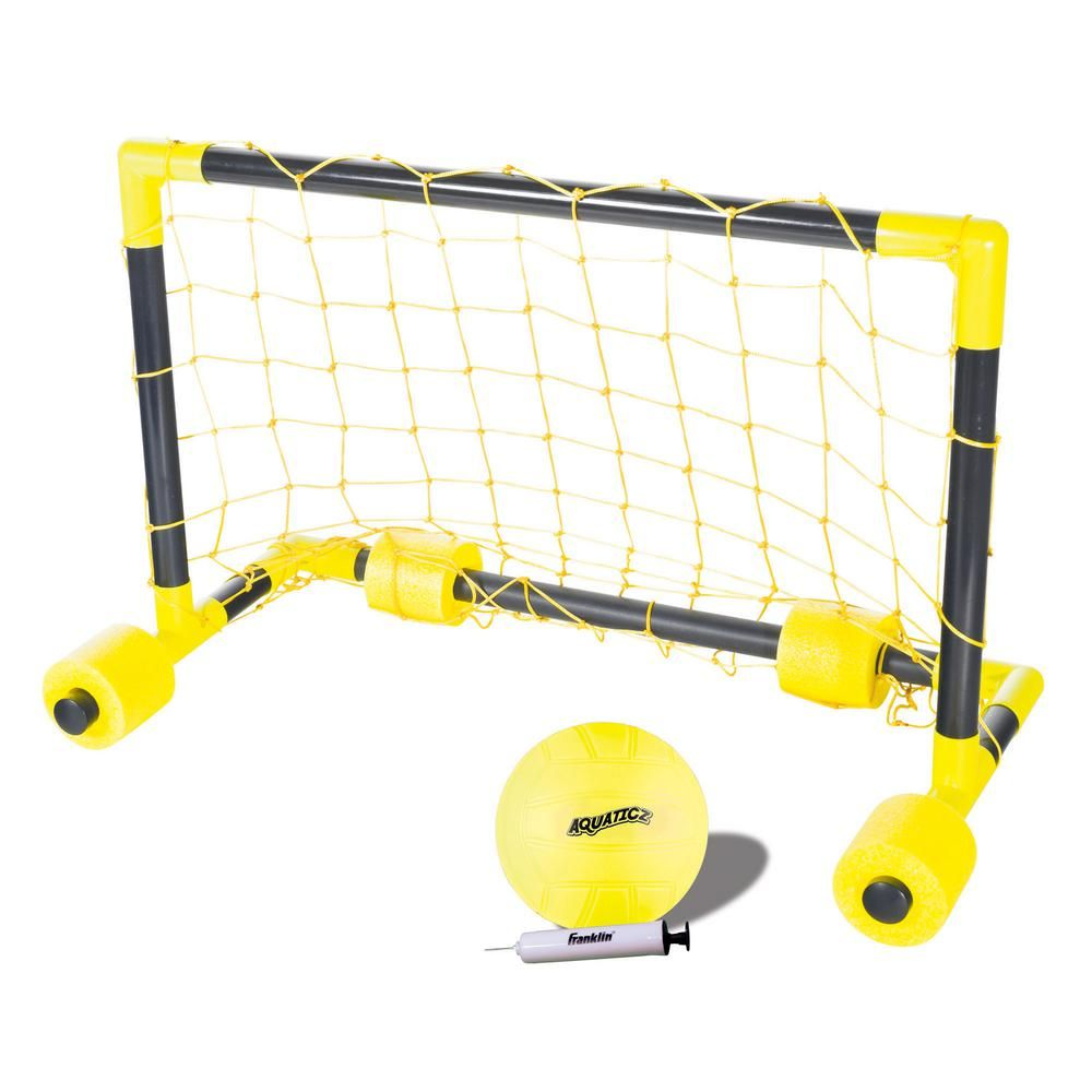 Franklin Sports Aquaticz Water Polo 1 Target 52700p1 Water Polo Sport Pool Sports Games For Kids