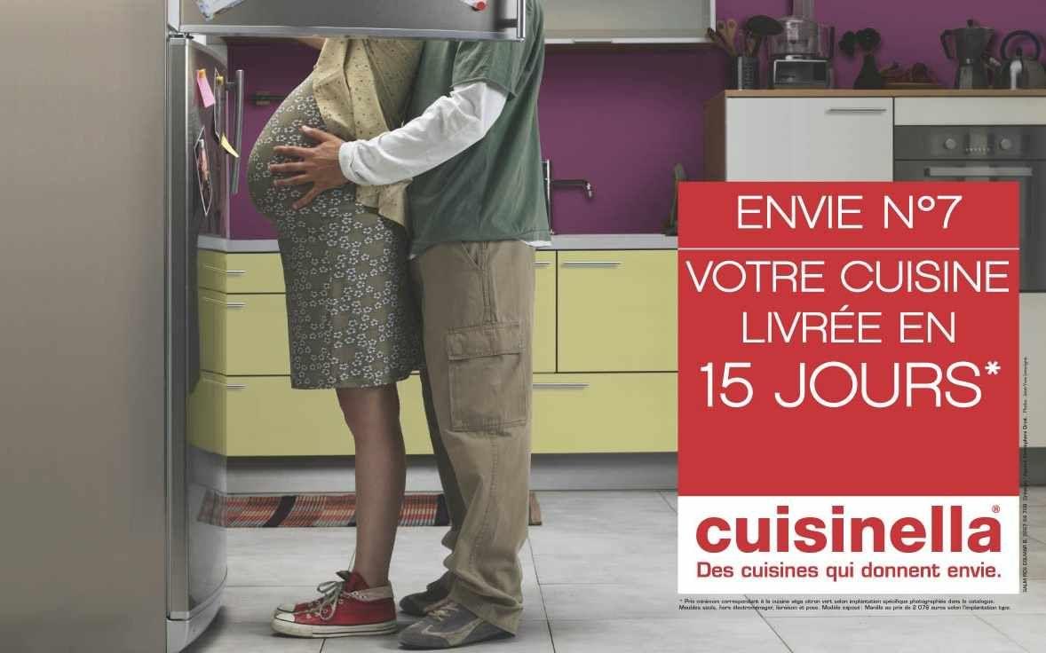 Votre Cuisine Livree En 15 Jours Cuisinella Campagne